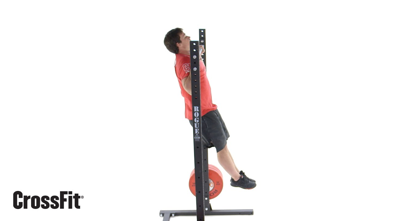 the kipping pull up