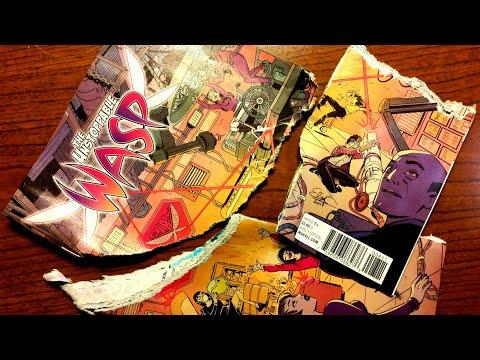 Mais uma revista empoderada da Marvel LACROU mais um cancelamento... De novo