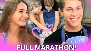 Lexi Rivera & Ben Azelart ULTIMATE CUTEST DATES Compilation