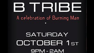 UNICI Presents Our Second Annual B TRIBE - October 1, 2016