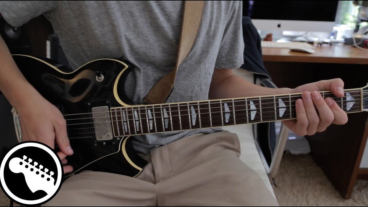 How To Play Tnt By Acdc On Guitar Easy Beginner Guitar Lesson