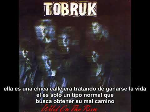 Tobruk She's Nobod'y Angel subtitulado