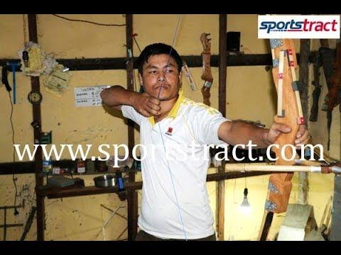 Mutum Basanta Meitei – A Young Archery Equipment Maker