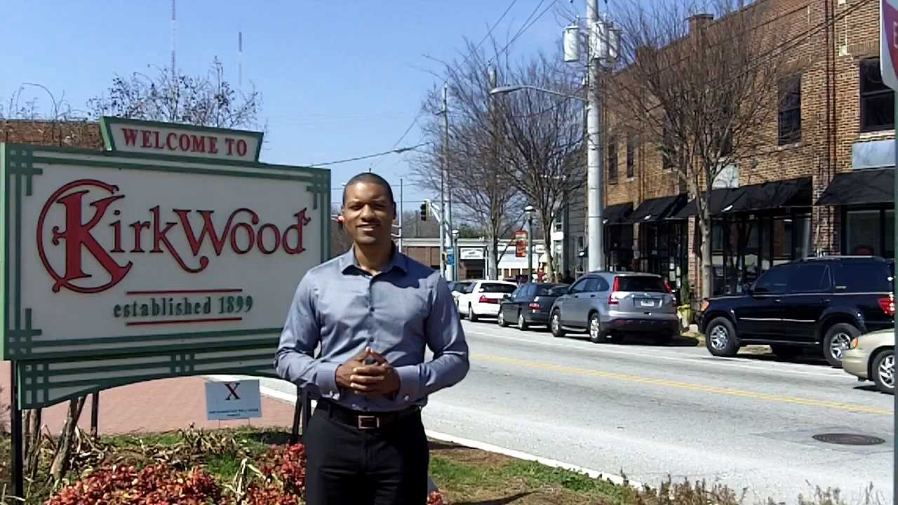 Atlanta neighborhood spotlight kirkwood youtube for The kirkwood