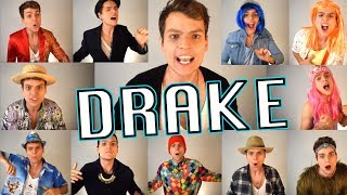 DRAKE - Nice For What [ACAPELLA] - Stafaband