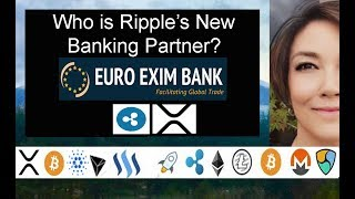 Who is Ripple's New Xrapid Banking Partner Euro Exim of London / St. Lucia