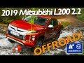 Offroad! 2020 Mitsubishi L200 2.2 DI-d AT6 4WD
