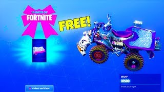 *FREE* NEW YEARS WEAPON WRAP! Fortnite Battle Royale