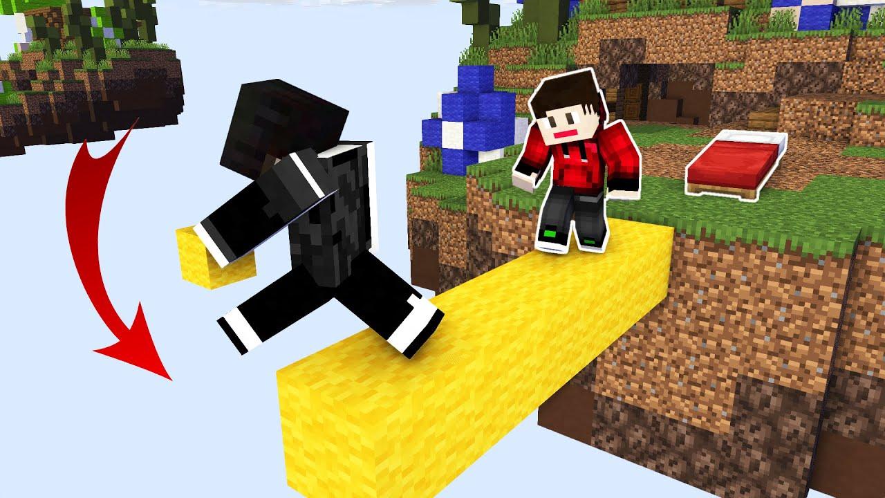 Playing With God Bridger in Hypixel | Minecraft In Hindi | McpeHindi @Jirock Boiz