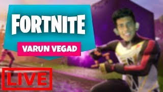 *NEW* FORTNITE CUBE ISLAND EVENT HAPPENING NOW! | LIVE | Varun Vegad
