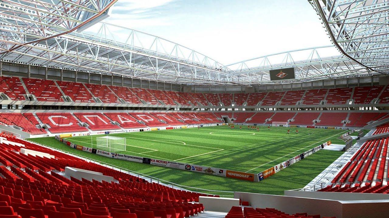 стадион спартак москва фото