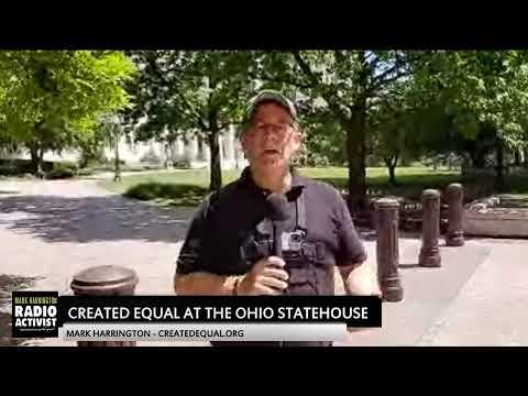 Created Equal at Ohio Statehouse