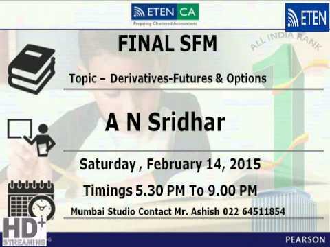 Final SFM Sridhar Sir