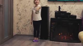 1 видео разминка по художственой гимнастике