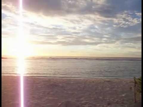 Falealupo Sunset