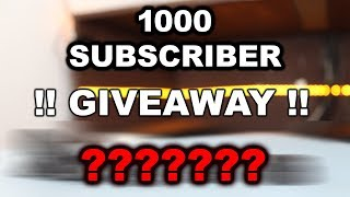 ! Giveaway ! 1000 SUBSCRIBER ! Thanks you all our YouTube Family Members   2018   ViralVirus