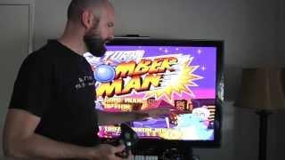 Custom Game Arcade Details