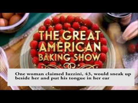THE GREAT AMERICAN BAKING SHOW, JOHNNY LUZZINI, AMERICAN BROADCASTING COMPANY, ABC,