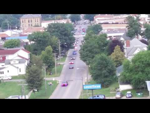 A Drone's Eye View Of The Vinton Cruise (Part 2)