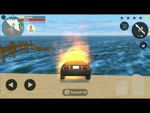 ► Miami Crime Police (Naxeex LLC) Update version 2.0 #3 - Fire Car Stunts Best Open World Game 2019