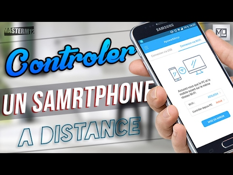 comment controler un telephone portable