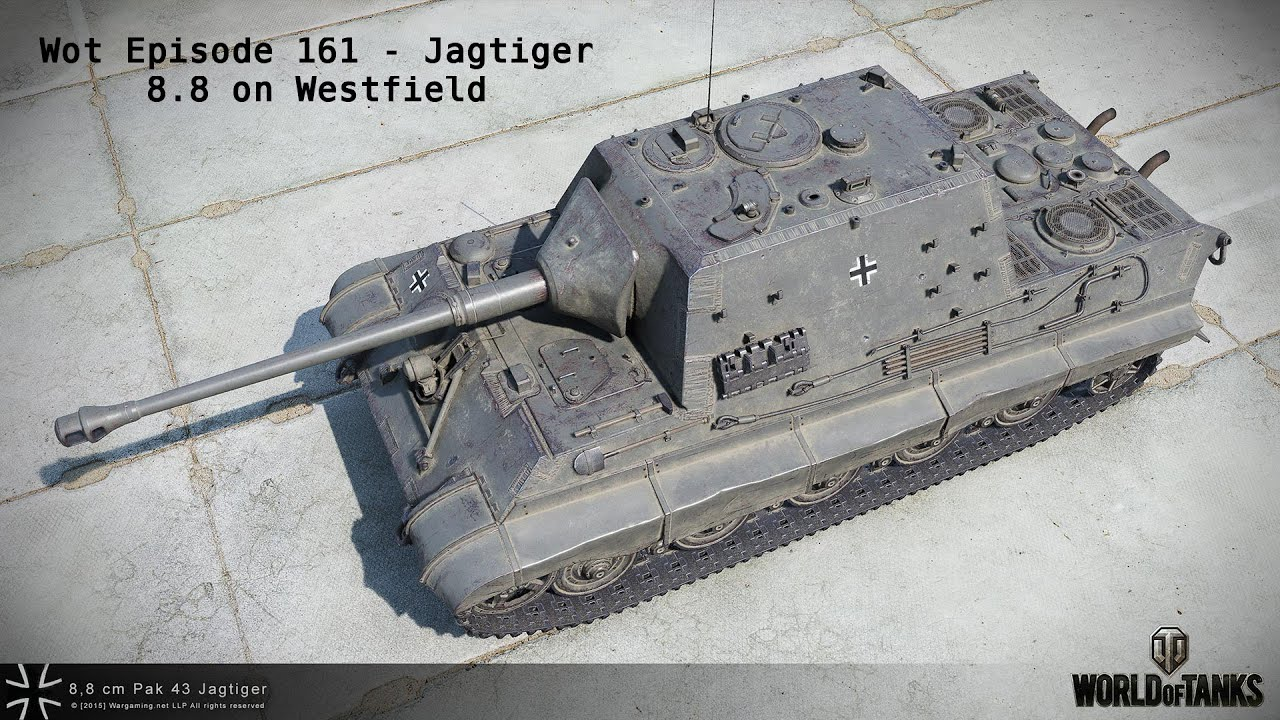 A 43 Wot a forgotten relic the jagtiger 8.8 - game guides and