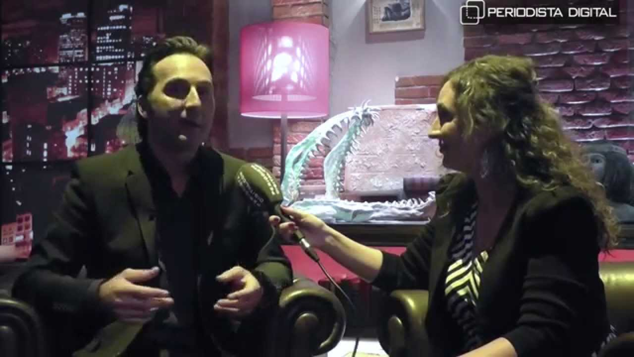 Entrevista de Iker Jiménez y Carmen Porter, presentadores de \'Cuarto  Milenio\'