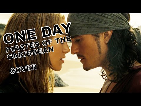 One Day Pirates of the Caribbean   Piano Improv