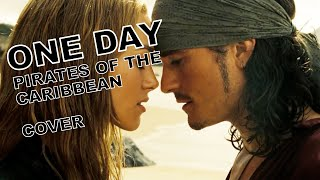 """One Day"" Pirates of the Caribbean - Piano Improv"