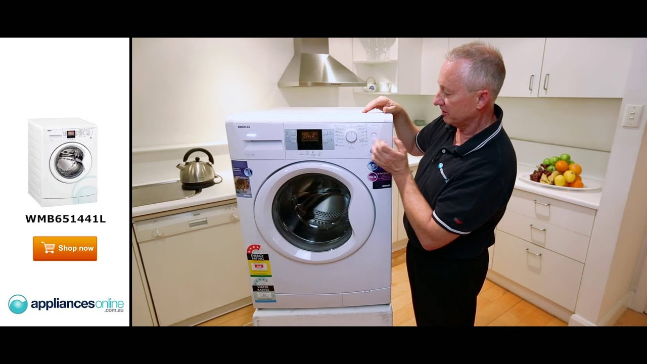 expert review of the beko 65kg front load washer wmb651441l appliances online