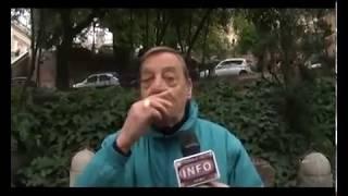 Intervista ad un SIGNORE ROMANO