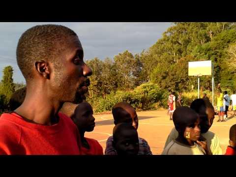 Sport Malawi Mzuzu Basketball project
