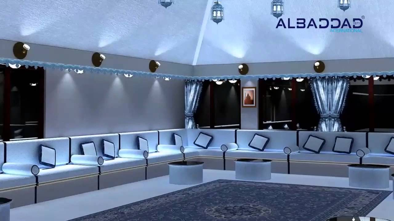 VIP Majlis - Arabian Tent - AL Baddad International & VIP Majlis - Arabian Tent - AL Baddad International - YouTube