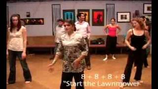 """Jai-Ho"" Dance Instructions"