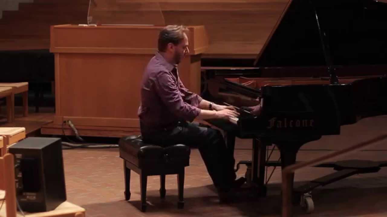 Hungarian Rhapsody No. 12 in C-Sharp Minor (Franz Liszt) - Thomas Pandolfi