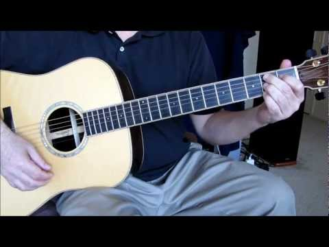 How to Play Yesterday on Guitar Lesson  Paul McCartney Beatles Tutorial