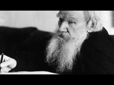 A Tribute to Tolstoy
