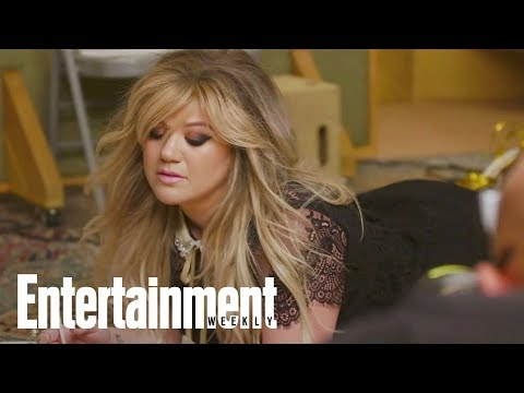 Kelly Clarkson Is (Still!) Our Idol In EW's Fall Music Preview | Cover Shoot | Entertainment Weekly