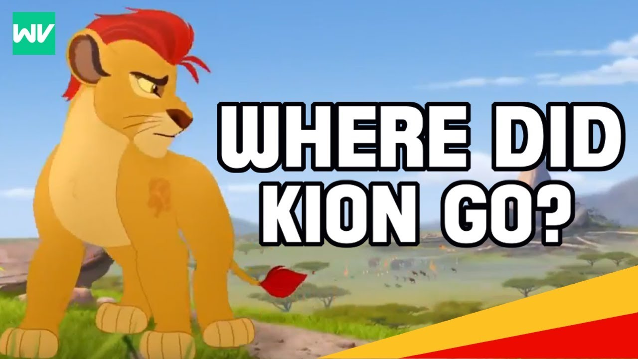 The TRUE Reason Kion Isn't In The Lion King 2 (Canon): Discovering Disney