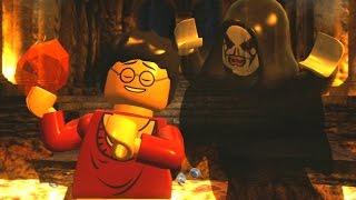 LEGO Harry Potter Years 1-4 Walkthrough Part 3 - Year 1 -