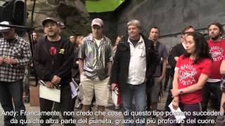 Lo Hobbit - Videoblog #8 sottotitolato in italiano