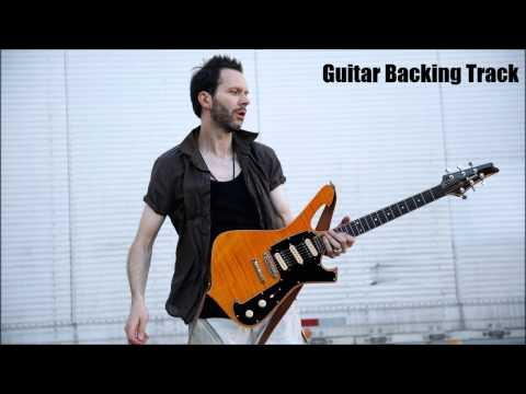 Paul Gilbert - mount fuji christmas [Guitar Backing Track]