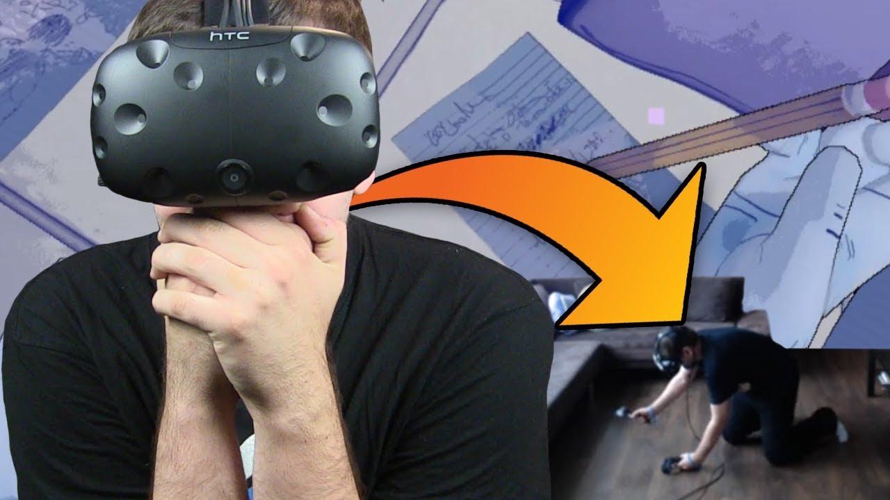 PISZĘ LISTY MIŁOSNE POD STOŁEM – Prison Boss VR (#6) HTC VIVE VR