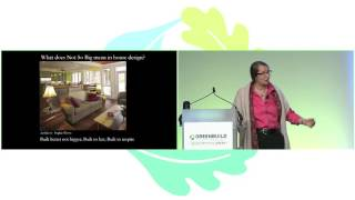 Greenbuild 2015 Master Series: F15 - Sarah Susanka