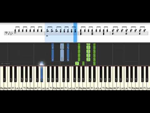 Demi Lovato – In Case – Piano Sheet Music Tutorial thumbnail