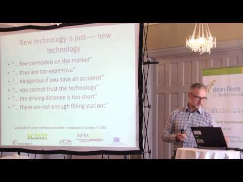 Stockholm workshop - Presentation 07 - Infrastructure for fast charging in West Sweden