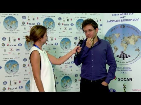 FIDE World Cup 2017 Tbilisi Semifinals Tie-breaks - PART 2