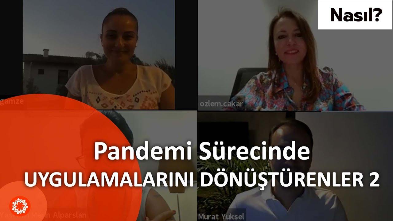 Pandemide İK Uygulamalarını Dönüştürenler 2 #İKDönüşümSohbetleri