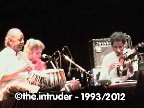 L.Shankar Caroline & Ustad Allah Rakha - Milano, Teatro Ciak, 16/05/1990