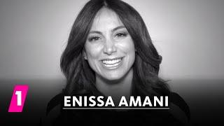 Enissa Amani im 1LIVE Fragenhagel | 1LIVE